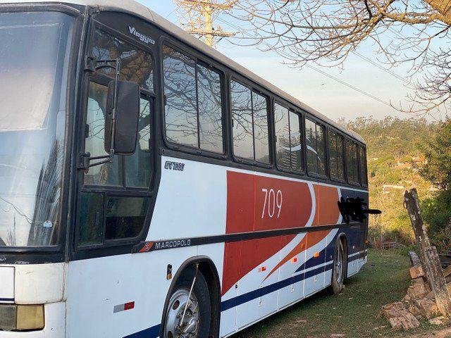Vendo Ônibus Gv 1000 - Foto 2