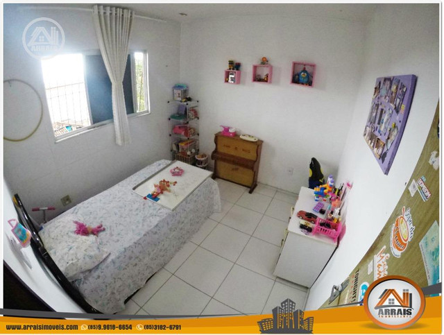 Apartamento à venda, 106 m² por R$ 200.000,00 - Vila União - Fortaleza/CE - Foto 9