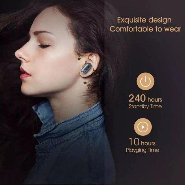 Syllable S101 / S119 - Fones Bluetooth - Entrego e Aceito Cartões - Foto 4