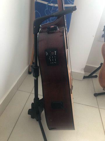 Violão Folk Ibanez Elétrico - Foto 2