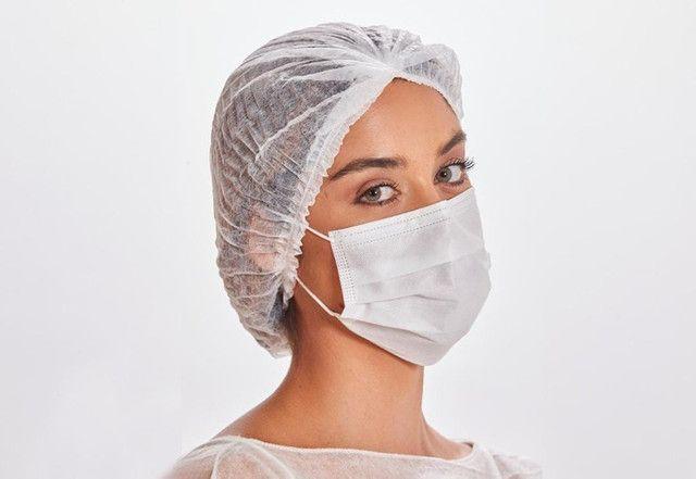 Mascara Cirúrgica Descartável  - Foto 3