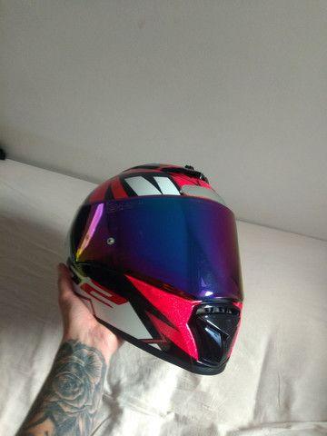 capacete ls2  - Foto 6