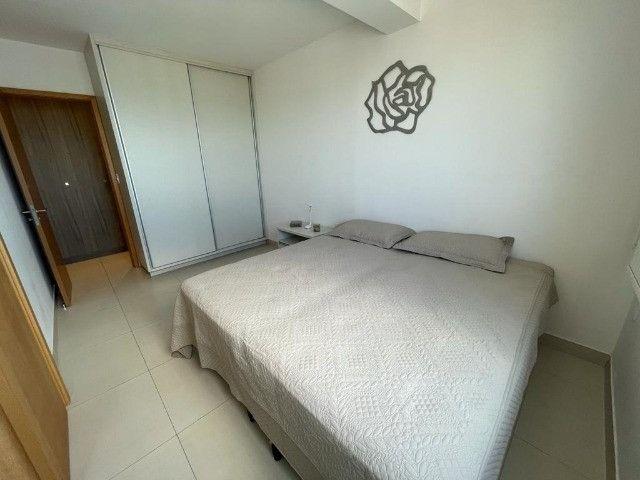 Ótimo apartamento no Residencial Alfredo Volpi, Bessa, 3 suítes + DCE, com linda vista  - Foto 6