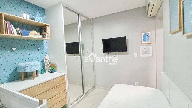 Apartamento com 3 dormitórios à venda, 107 m² por R$ 600.000 - Piçarreira Zona Leste - Ter - Foto 18