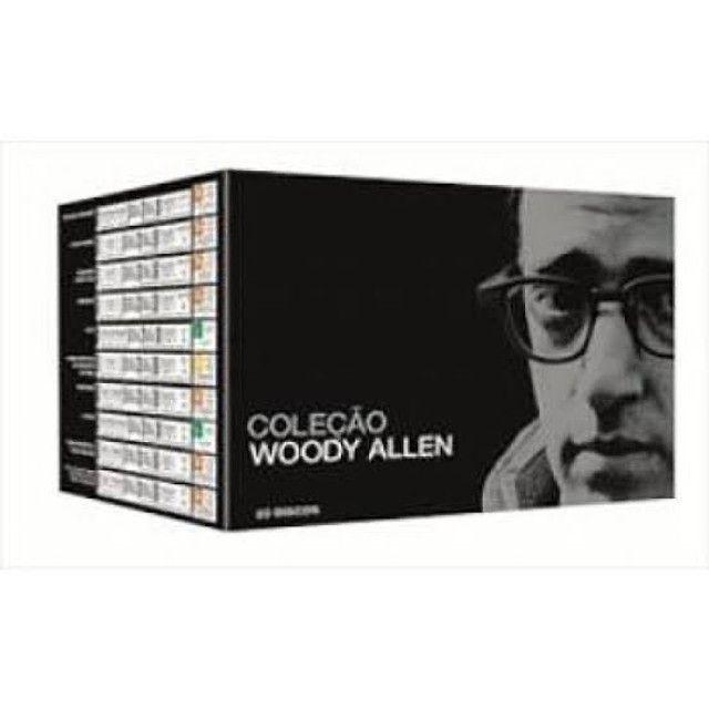 Coleção Woody Allen 20 filmes - ESTA CONTÉM 19