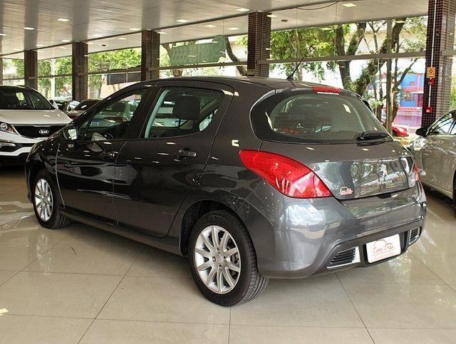 Peugeot 308 1.6 ACTIVE 4P FLEX MEC - Foto 4