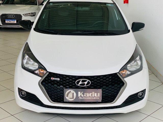 Hyundai/HB20 1.6 R Spec 2018 automático único dono com apenas 45 mil km.