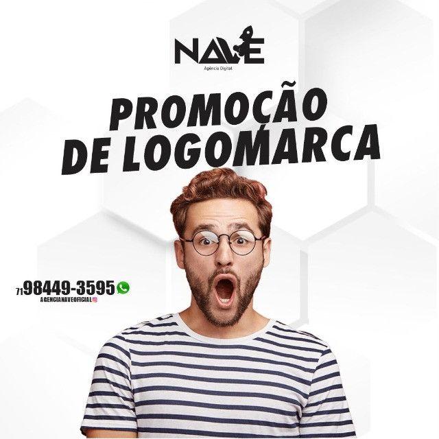 Promoção de Logomarca