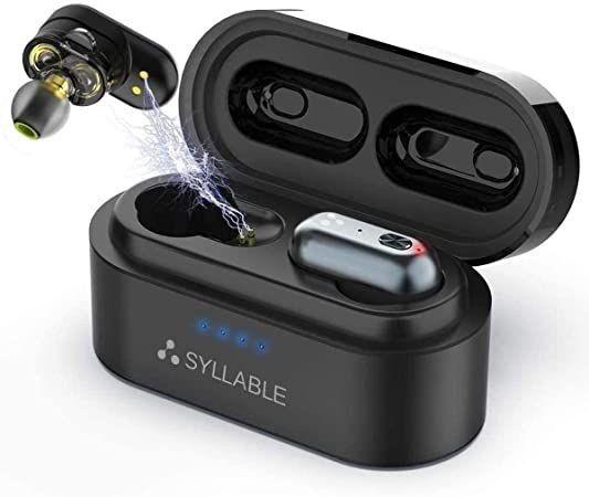 Syllable S101 / S119 - Fones Bluetooth - Entrego e Aceito Cartões - Foto 3