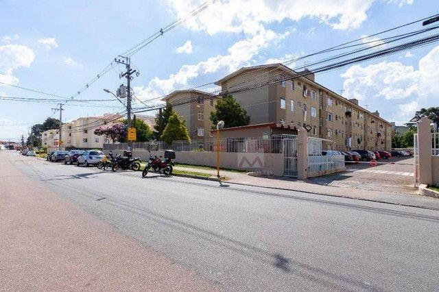 Apartamento com 2 dormitórios à venda por R$ 145.000,00 - Fazendinha - Curitiba/PR