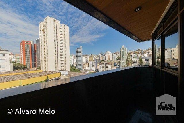 Apartamento à venda com 4 dormitórios em Santo antônio, Belo horizonte cod:263492 - Foto 5