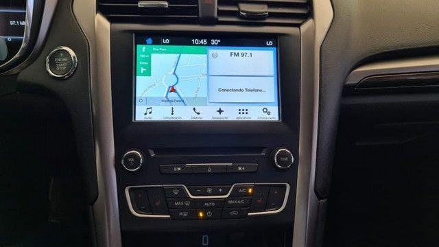 FORD FUSION 2.0 SEL 16V GASOLINA 4P AUTOMATICO. - Foto 12