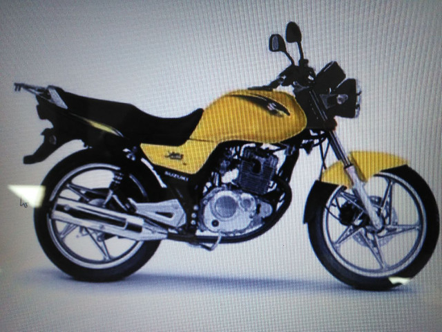 Bengala Original Suzuki Yes 125 Esquerdo Completo Original - Foto 2