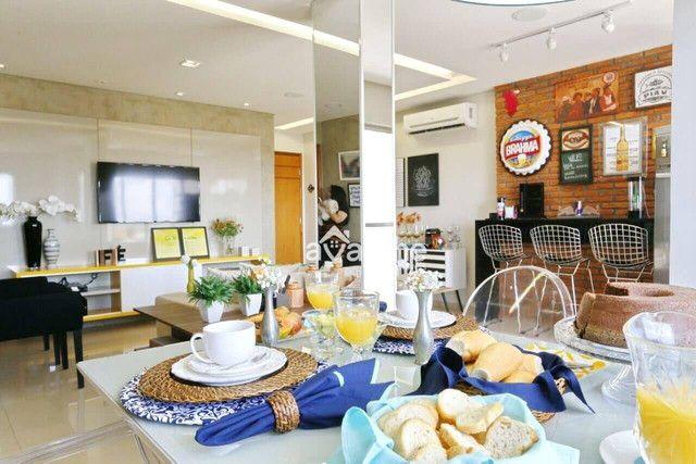 Apartamento com 3 dormitórios à venda, 107 m² por R$ 600.000 - Piçarreira Zona Leste - Ter - Foto 12