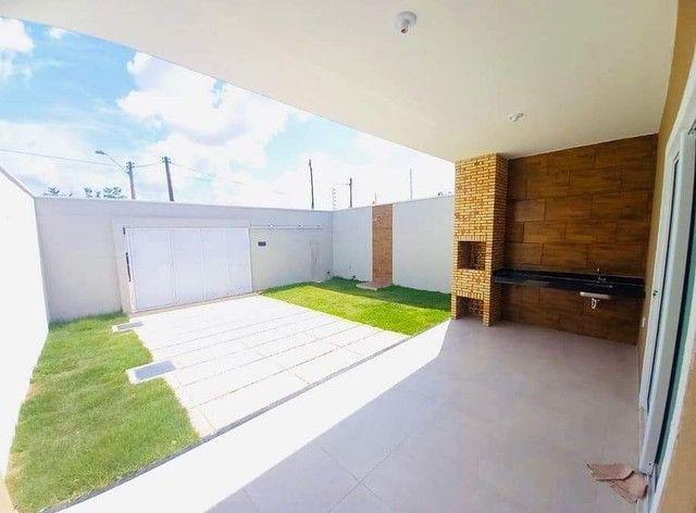 Casas com 3 Suítes com excelente localização loteamento Cidade Verde - Pronta P/ Morar - Foto 5