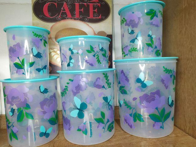 Kit Instantâneas borboletas Tupperware - Foto 3
