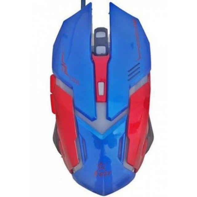 Mouse Gamer Feir FR-405 - Foto 4