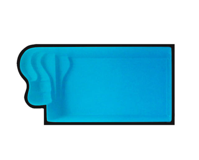 LH - Promoção Piscina de Fibra com Pagamento Facilitado em até 24 x SEM Entrada - Foto 5