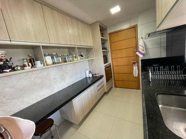 Ótimo apartamento no Residencial Alfredo Volpi, Bessa, 3 suítes + DCE, com linda vista  - Foto 20
