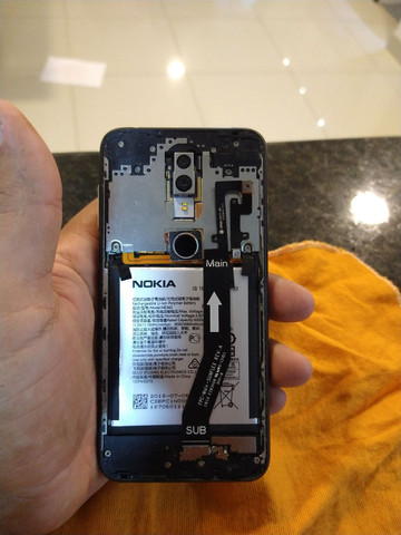 Vendo Nokia x6 6.1 plus - Foto 4