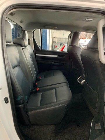 Hilux 2.8 SRV 2018 D4-D 4x4 Turbo Diesel Automático - Foto 3
