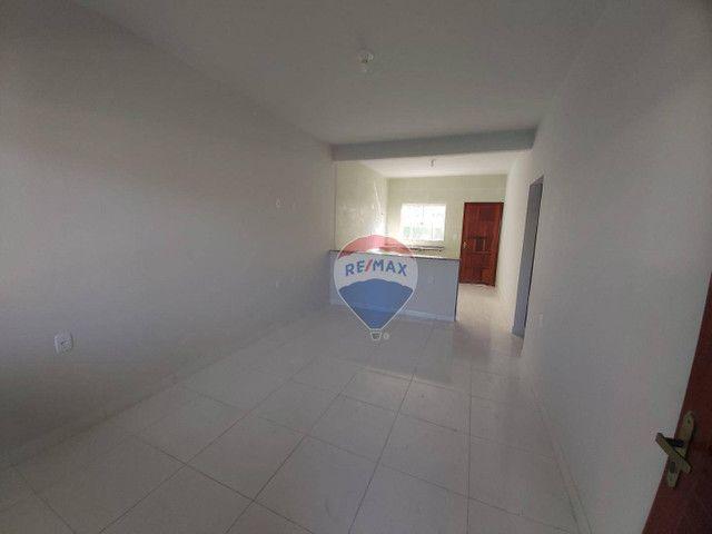 Casa com 2 dormitórios à venda, 67 m² por R$ 210.000 - Balneário das Conchas - São Pedro d - Foto 4