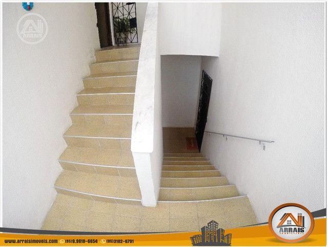 Apartamento à venda, 106 m² por R$ 200.000,00 - Vila União - Fortaleza/CE - Foto 2