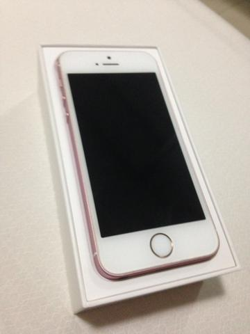 Vendo iphone se rosê