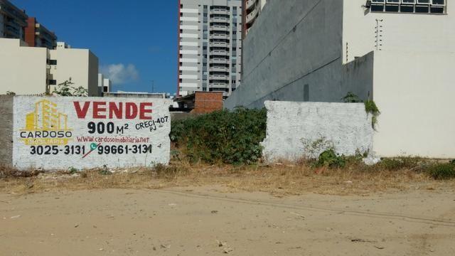 Terreno de 900m² em frente à Unit, na Farolândia, Aracaju/SE - Foto 2