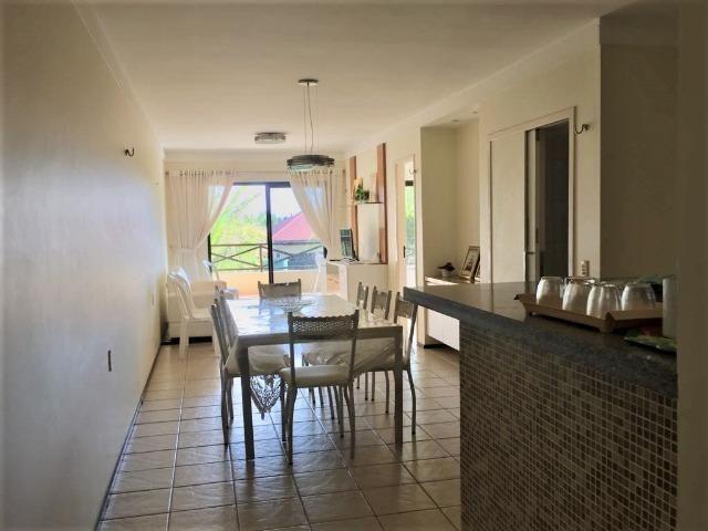 Apto temporada Aquaville 2 suites, próximo Beach Park no Porto das Dunas - Foto 7