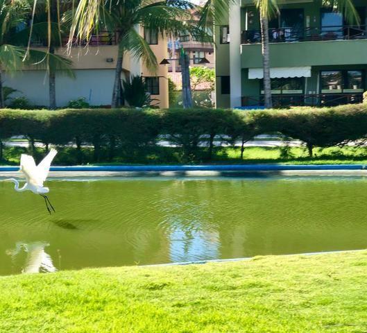 Apto temporada Aquaville 2 suites, próximo Beach Park no Porto das Dunas - Foto 11
