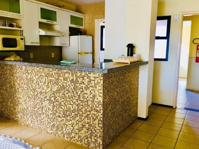 Apto temporada Aquaville 2 suites, próximo Beach Park no Porto das Dunas - Foto 9