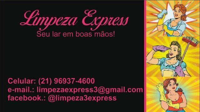 Limpeza express