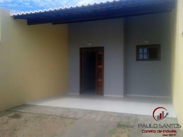 Casa plana em Maranguape 110.000,00