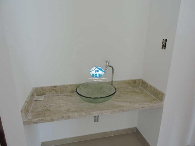 Casa `a venda no Condomínio Canto de Arembepe em , Arembepe (camaçari) cod:100 - Foto 13