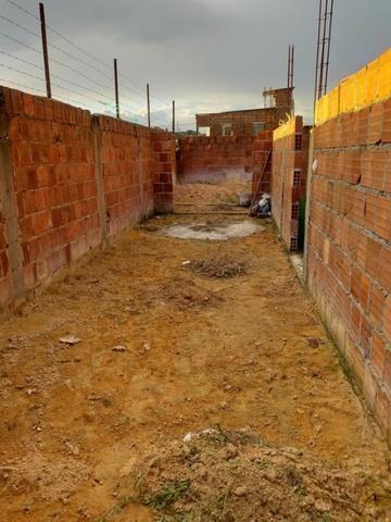 Terreno No Ibura Já Em Construção Falar Com Zezo 9  * - Foto 2