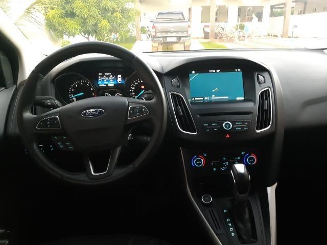 Ford Focus 2.0 SE Plus 16V Flex 4P Powershift 2017 - particular - Foto 3
