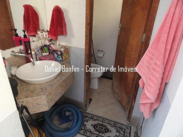 Casa lote inteiro e piscina no bairro Grã-Duquesa - Foto 16