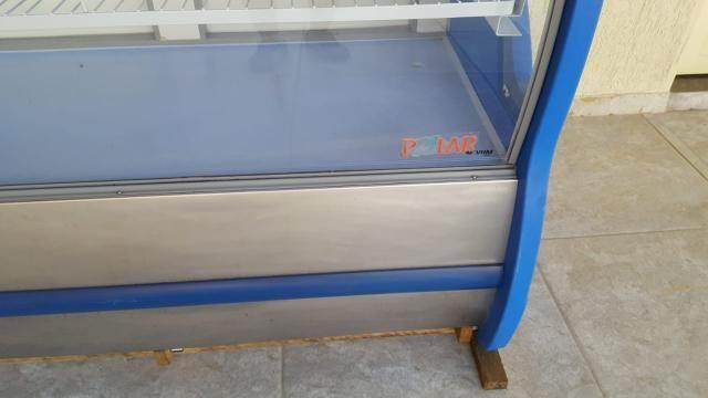 Freezer balcão expositor Polar - Foto 5