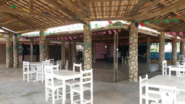 Bar Restaurante c/2.000 m² de área, na Orlinha da Coroa do Meio - Praia de Atalaia - Foto 5
