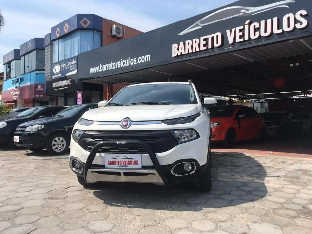 Fiat toro freedom automática flex 2019 c/ 28mil km leia