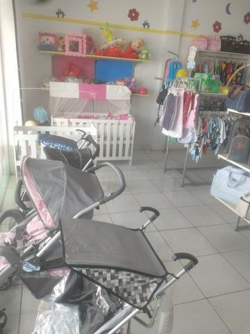 Compre venda ou troque roupas acessórios calçados brinquedos infantis - Foto 2