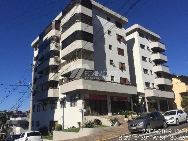 Apartamento à venda com 2 dormitórios em Humaita, Bento gonçalves cod:346046