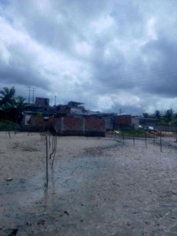 Terreno na maré rua Elshaday entrada de Santo estevão - Foto 2
