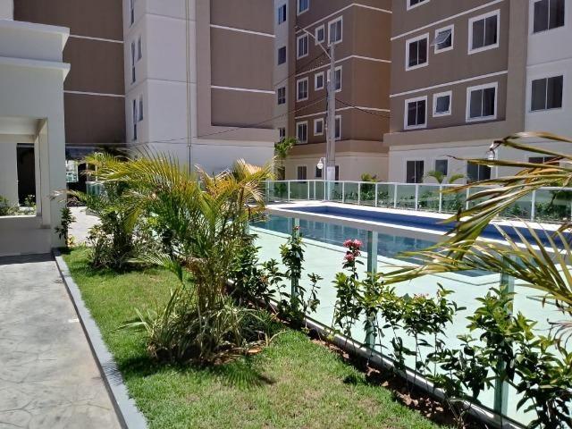 Aluguel de 2/4 novo no Parque Solar dos Coqueiros em Catu Abrantes - Foto 9