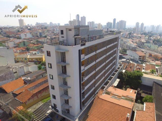 Apartamento com 2 dormitórios à venda, 54 m² por R$ 283.400 - Santa Maria - Santo André/SP - Foto 7
