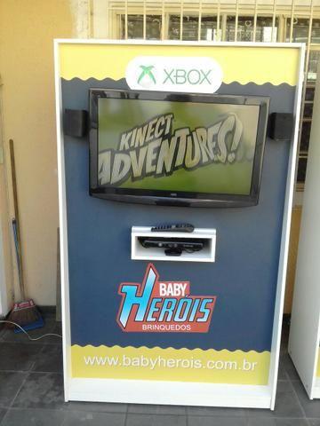 Xbox com Kinect para salão de festas - Foto 2
