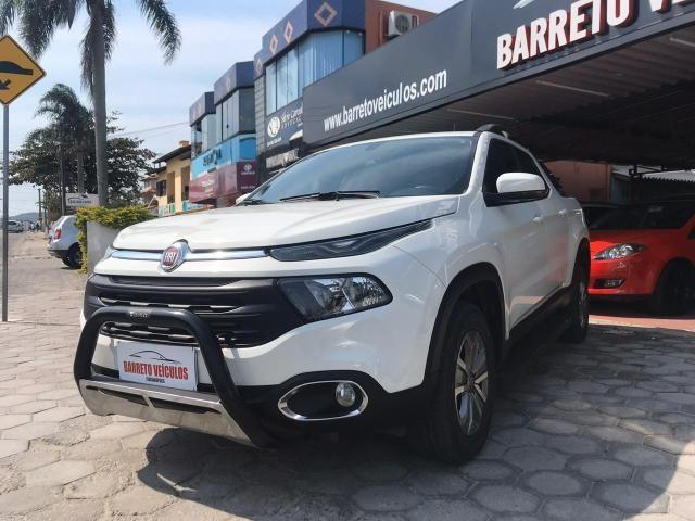 Fiat toro freedom automática flex 2019 c/ 28mil km leia - Foto 4