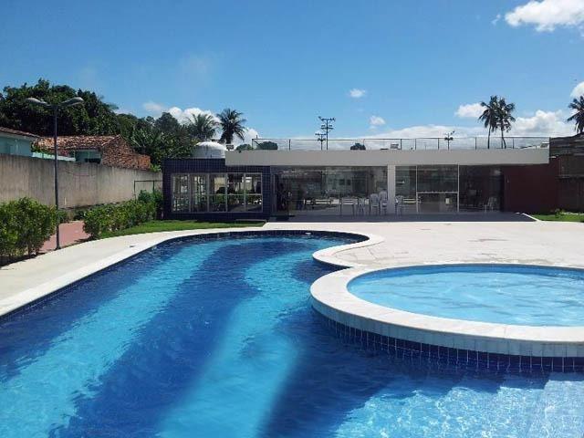 Apartamento, 2 quartos, andar térreo, nascente, Tabuleiro Do Martins, Maceió AL