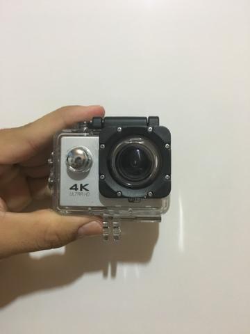 Vendo câmera ultra HD DV 4K ou troco em bicicleta - Foto 3